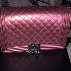 My beauty.  Chanel bag authentic
